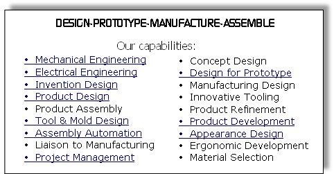 Concept Design