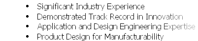 Significant Industry Experience